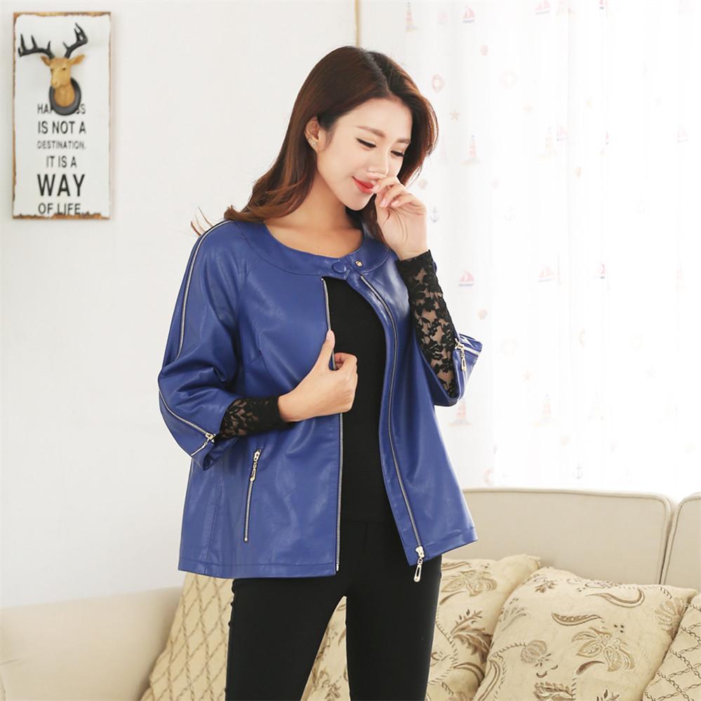 100%natural leather Sheepskin coat h1z1 spring factory direct supply vest Fashion women clothing zipper High jacket half sleeve(China (Mainland))