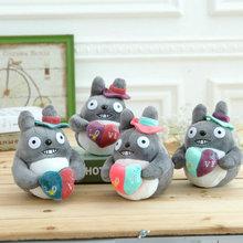 "Buy 1pcs/lot 7"" 20cm New Totoro Plush Toys Car Accessories, Plush Stuffed Toy Pendant,Kawaii Mini Totoro doll for $4.99 in AliExpress store"