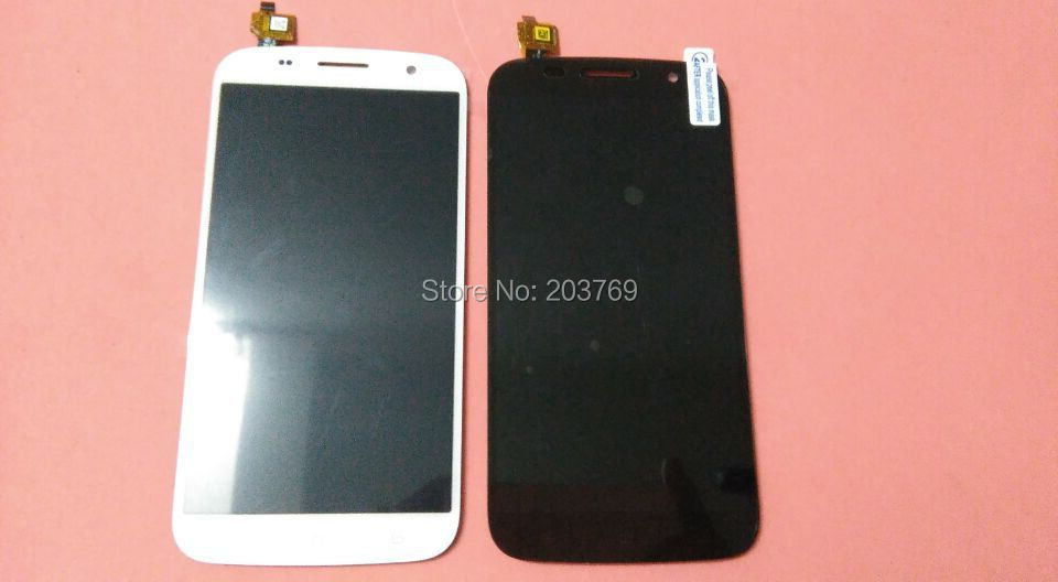 6 inch ZOPO C7 ZP990+ zp990 LCD + touch screen zp990ZP990+ assembly digitizer black white - 2015 trendy digital store