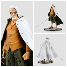 Buy Action figure One Piece ZERO SILVERS RAYLEIGH 17cm PVC OP Brinquedos Onepiece Doll toys gift Model Japanese Anime for $16.08 in AliExpress store
