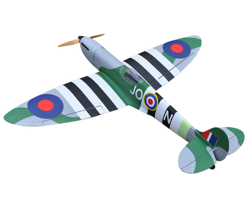 HAIKONG SPITFIRE 25E 48.4 INCH Electric RC Model Airplane A041 US Stock(China (Mainland))