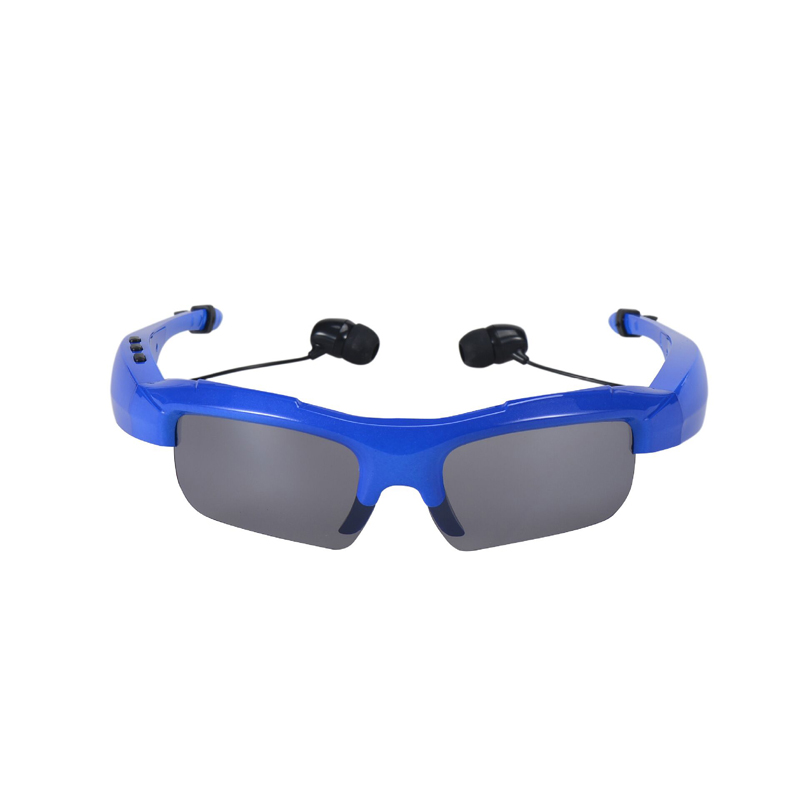 Bluetooth BT4.1 Smart Glasses Polarized Sunglasses With Mic Hands-free Sport Eyewear For Android IOS(China (Mainland))