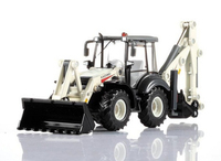 620004 alloy engineering car models two-way forkfuls excavation car bulldozers /baby toy