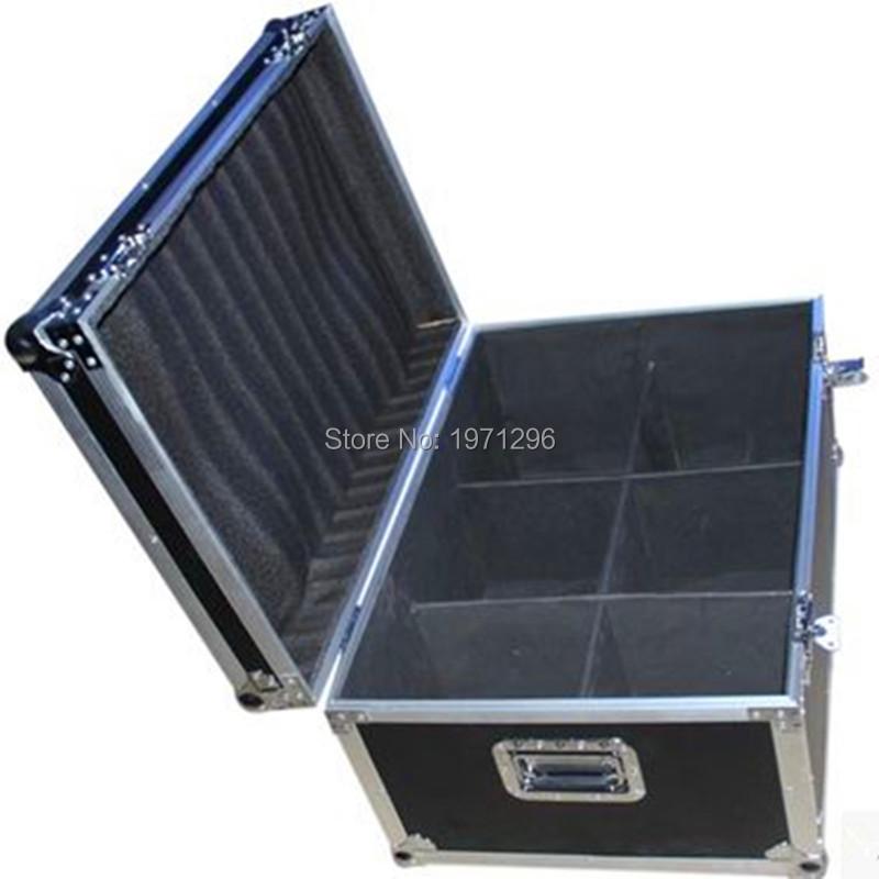 flight case for 6pcs LED Par Light good quality fast shipping<br><br>Aliexpress