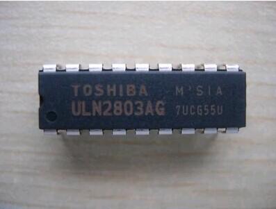 2 ULN2803APG ULN2803AP ULN2803 DIP18 100% new original
