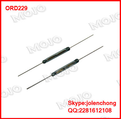 ORD229 OKI NO type high current glass reed switch--Free shipping<br><br>Aliexpress