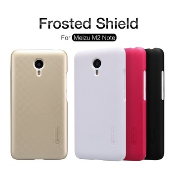 Genuine Nillkin Superb Frosted Case Meizu M2 Note Case Meizu M1 Plus case Phone Cover High Quality.Free Shipping