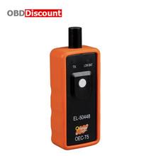 Buy El-50448 Auto Tire Pressure Monitor Sensor TPMS Activation Tool OEC-T5 for Gm Series Vehicle El-50448 Tire Pressure Monitor for $20.10 in AliExpress store