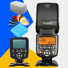 Buy YONGNUO YN560IV YN560 IV Wireless Master Speedlite Flash YN560-IV YN-560IV + YN560TX YN560-TX Flash Controller Canon Nikon for $105.50 in AliExpress store