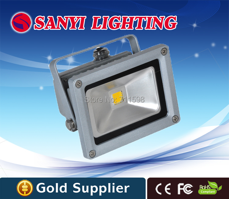 4pcs/lot 30W COB led floodlight IP65 2400Lm outdoor flood lamp led advertise lighting garden building bulb(China (Mainland))