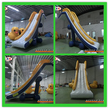 Yacht slides, airtight inflatable boat slides, sealed water slides(China (Mainland))