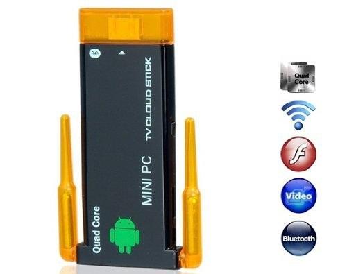 Mini PC J22 RK3188 Quad Core Android 4.4 Mini PC CX-919II 2GB+8GB Smart TV Box CX-919 II CX 919II CX 919 II Dual Antenna(China (Mainland))