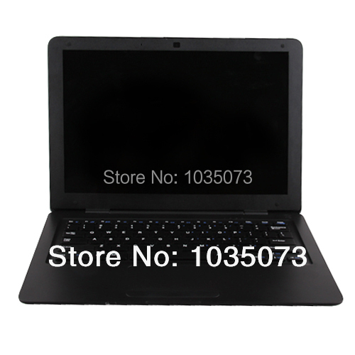 13.3 inch Laptop Notebook Dual Core Intel Atom D2500 1.86GHz 1GB RAM 160GB ROM 1280*800 1.3M Webcam WIFI 2*USB2.0 Port Netbook(China (Mainland))