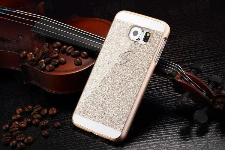 For Samsung Galaxy Ace 4 case Glitter Diamond Rhinestone Bling Luxury Shinning back cover Sparkling coque(China (Mainland))
