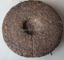 Say NO to Garbage Yunnan Pu er ripe tea Cake pu erh Cai Cheng puer tea
