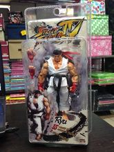 "Buy NECA Player Select Street Fighter IV Survival Model Ken Ryu Guile Action Figure Toy 7"" 18CM for $17.38 in AliExpress store"