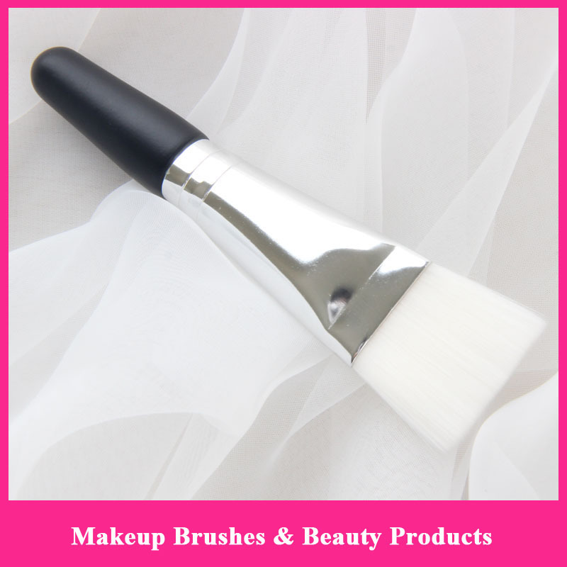 High Quality Lady Facial Brushes Skin Care Makeup Brushes Mini Make Up Brushes Synthetic Mask Brush(China (Mainland))