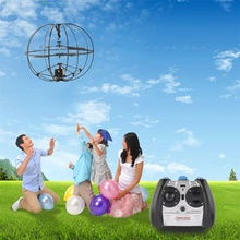 Remote Control UFO 3 CH 3 Channel Rc Helicopter Flying Ball Set include Charging cable Hot Selling(China (Mainland))