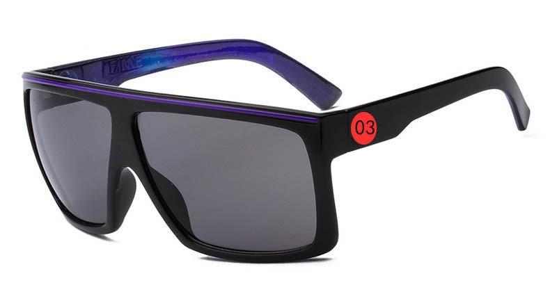 dragon fame SunGlasses For Men 2015 new frameless sun glasses Women Brand Designer Oversize Sport oculos