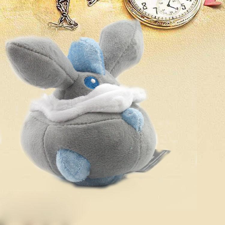 Здесь можно купить   6pcs/lot Pokemon Plush Toy13CM Diancie  Plush Doll Toy With Tag     Игрушки и Хобби
