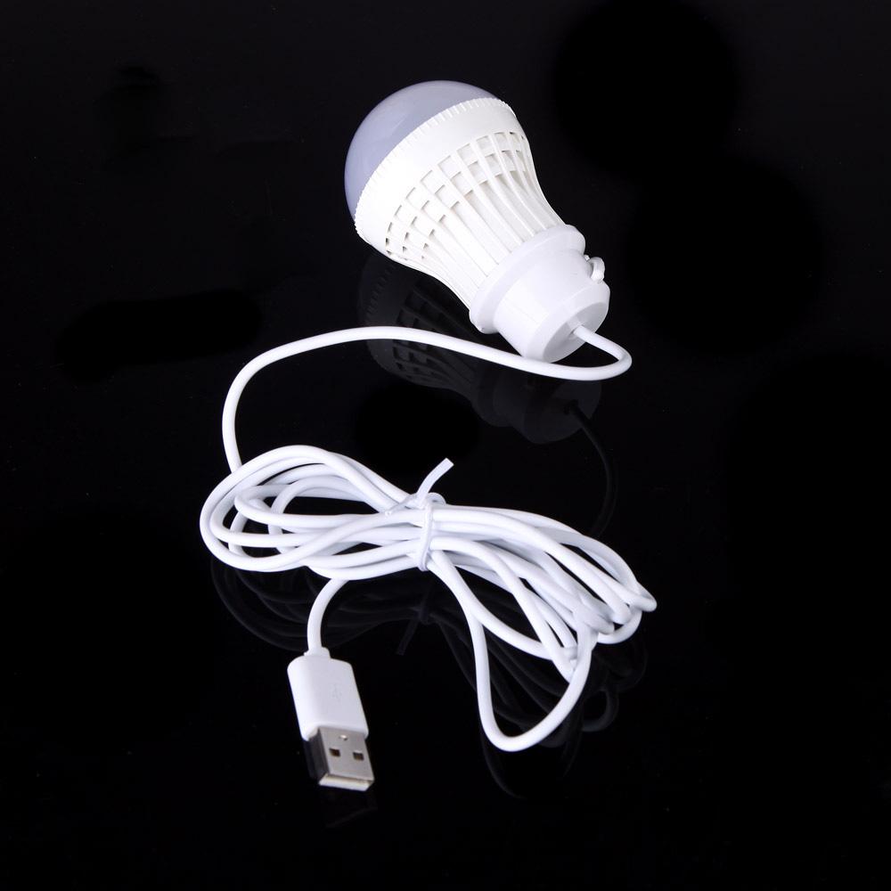 USB Interface Mobile led lamp light 5V 15W Mobile LED Bulb Lamp Light Outdoor Lighting Tourist tent lights bulbs(China (Mainland))