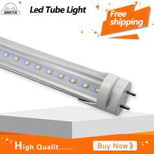 Led T8 Tube Light 20w T8 LED Bulb Tube Super Bright Tube Lamp FCC 2Years Warranty 4FT 1200mm AC85-265v Led Living Room Lighting(China (Mainland))