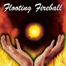 Free Shipping! Floating Fireball DVD&Gimmick -- Magic Trick, Fun Magic, Party Magic.(China (Mainland))