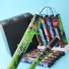 5pcs/lot  E-ShiSha Time E Hookah 500 Puffs Pipe Pen Electronic Cigarette Stick Sticks Shisha Hookah disposable e-cig free ship