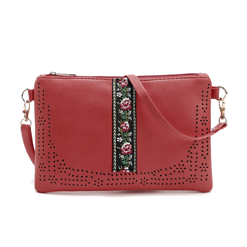 Female Handbag Designers Fashion Vintage Bags Women Shoulder Bag Floral Small Women Messenger Bag Ladies Crossbody Envelope Bags(China (Mainland))