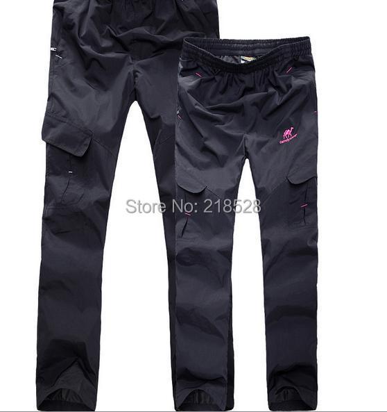 Men's climbing trousers hiking pants windproof waterproof big size - Joyful Way Trading Ltd. store