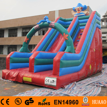 Commercial seaworld octopus inflatable slide for sale with free blower(China (Mainland))