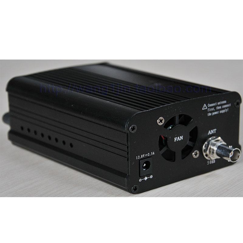 5W stereo FM transmitter car mp3 transmitter transmit stereo FM transmitter CZH5C(China (Mainland))