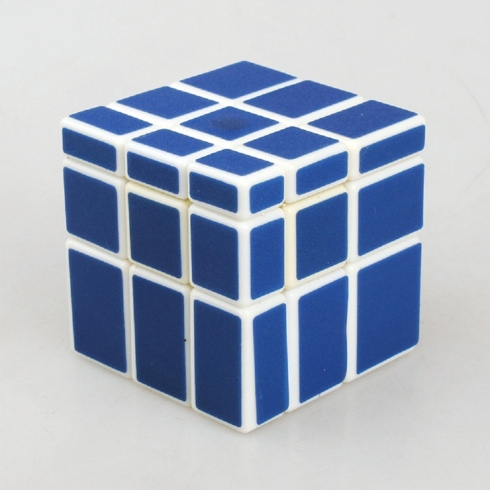 New Magic Cube 3x3x3 Cube Ultra-Smooth Educational Twist Toys Puzzle Cube IQ Cube(China (Mainland))