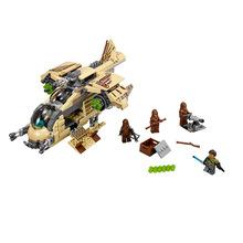 BELA Star Wars Wookiee Gunship Figure War Toys building blocks set marvel minifigures compatible with legoe