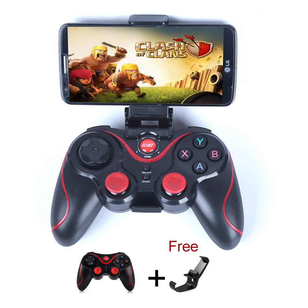 Wireless Joystick Gamepad Gaming Controller Remote Control BT 3.0 for Android Mobile Phone Smartphone Tablet PC TV Box(China (Mainland))