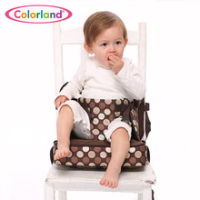 Waterproof nylon Multifunctional Baby Changing Diaper Nappy Mummy Bag Child Safe Feeding Seat baby folding Chair AC065