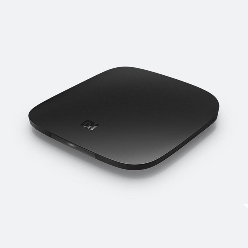 Original New Xiaomi Box Android TV Box Quad Core Enhanced Generation Mi Remote Smart TV Set