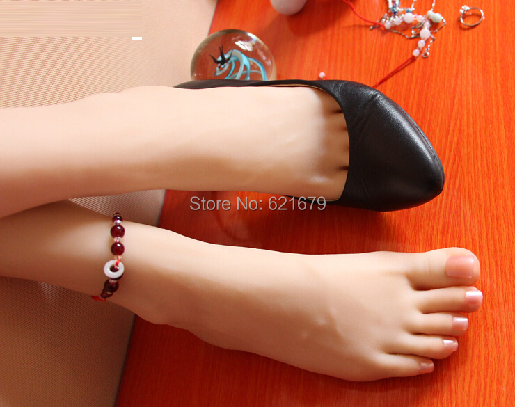 Possible Silicone feet sex toy opinion