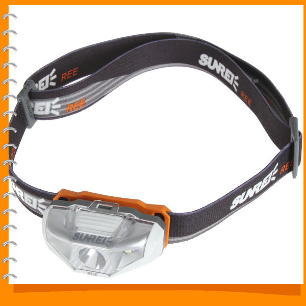 SUNREE 110Lm CREE XTE-R2 White LED Headlamp Headlight Weight Motile Waterproof LED Head Light Lamp for Outdoors Cycling<br><br>Aliexpress