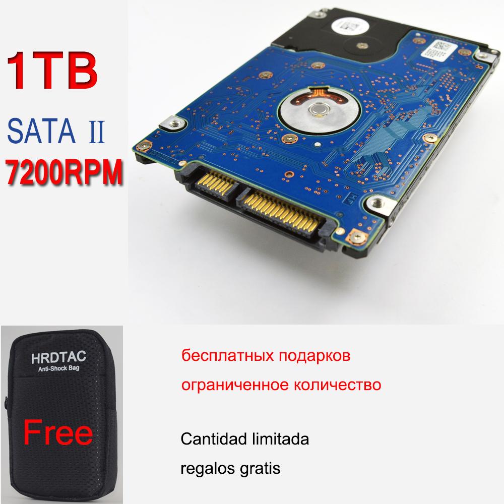 "HDD 1TB 7200RPM Disco Duro SATA III / SATA II Disque Dur Interne 2.5 "" Laptop Internal Hard Drive Disk other item 2TB 500GB(China (Mainland))"