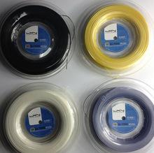 (200 mt/reel) Luxilon tennis string Alu power rough 1,25mm tennisschläger string förderung Luxilon Tennis schläger Linie Freies Verschiffen(China (Mainland))