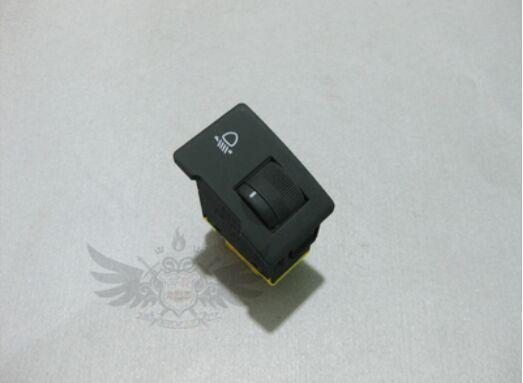 Geely emgrand EC7 EC7 - RV headlamps height adjustment switch The headlight switch to adjust up and down(China (Mainland))