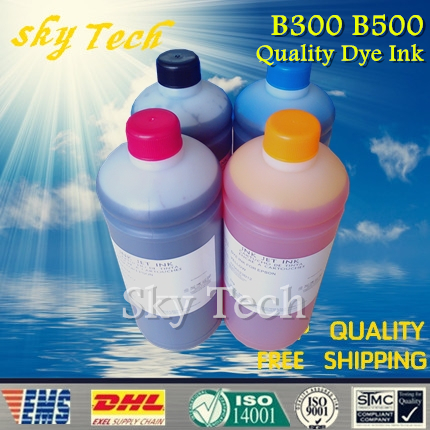 1L*4 [ Buy 4 Get 5 ,buy 7 get 9] Dye refill Ink suit for Epson T6161 T6251 series, suit for Epson stylus pro B300 B500 B308 B508