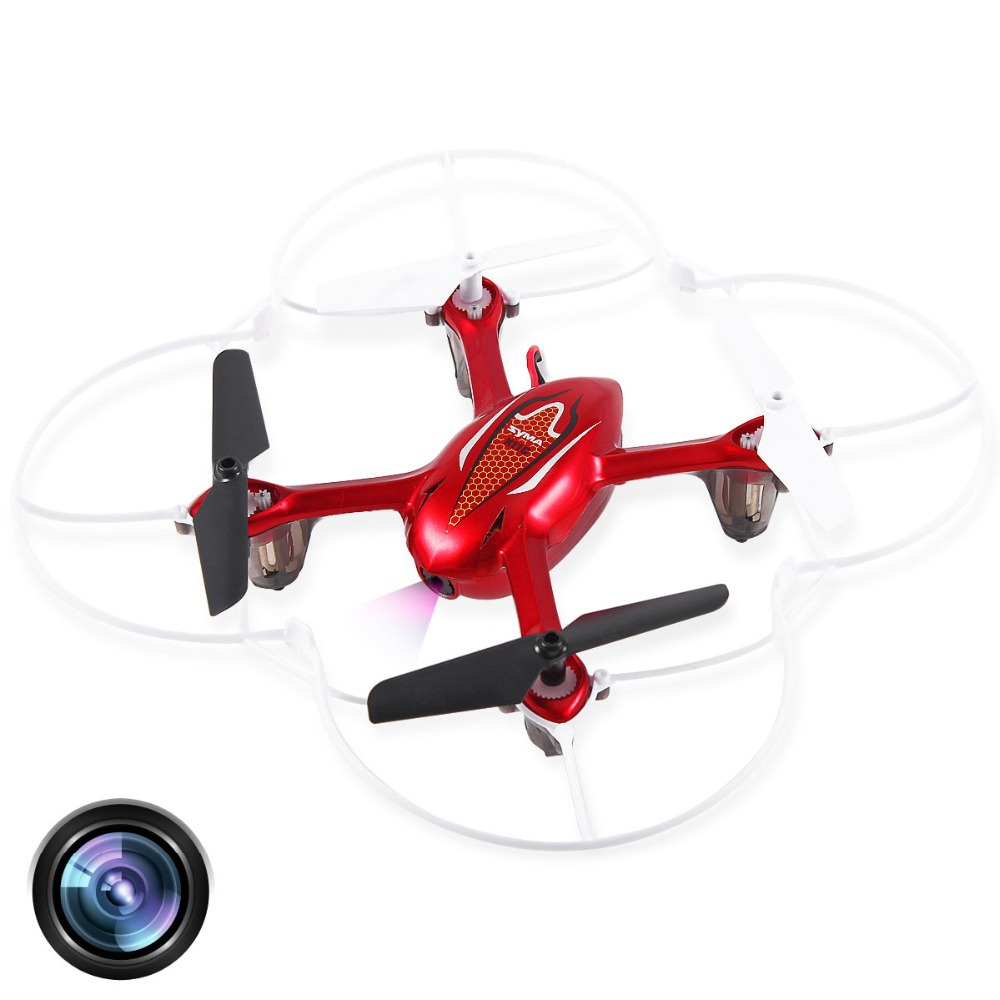2MP Camera Drones Syma X11C Quadcopter 4CH 2.4GHz RC Helicopter with Camera RTF Professional RC Drones Best Gifts Free Shipping(China (Mainland))