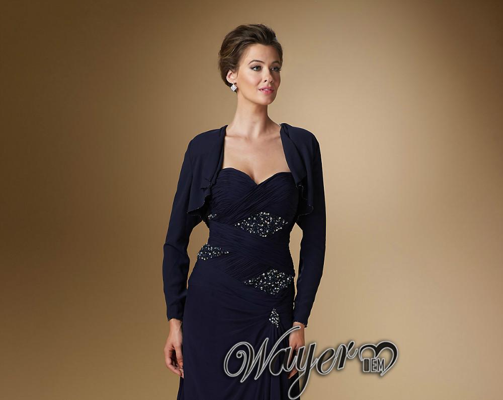 Galerry sheath dress with jacket plus size