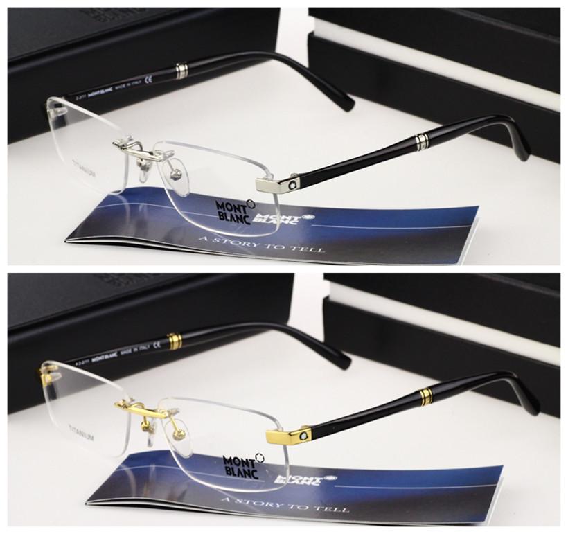 optical glasses frame MB9101 women and men optical eyeglasses frame glasses brand rimless glasses frameОдежда и ак�е��уары<br><br><br>Aliexpress