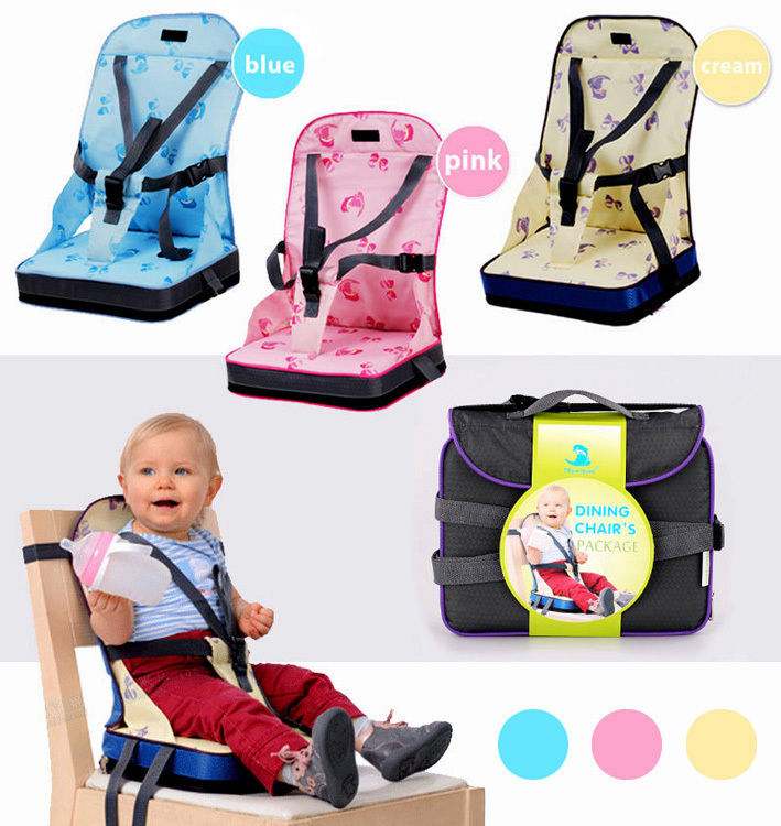 Baby Toddler Travel Dining Feeding High Chair Portable