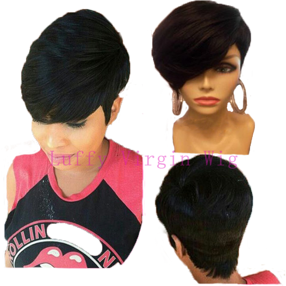 Youtube Short Lace Front Wigs 72