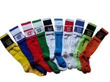 2015 sportwear custom compression kids socks for cotton Nylon sports running soccer football basketball socks as gift(China (Mainland))