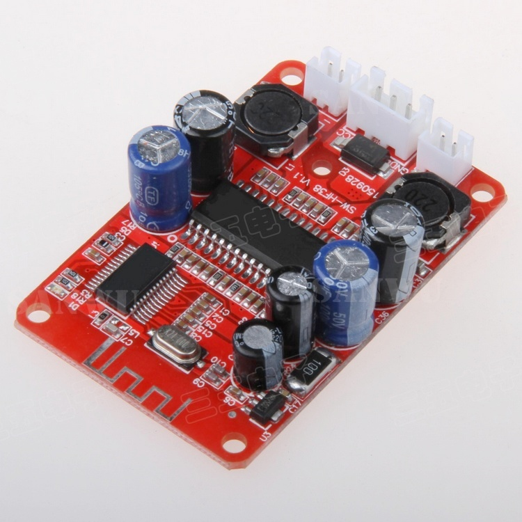 TDA8932 2X15 W dual-canales Bluetooth inalámbrico de Audio digital tablero del amplificador Para modificado Techo montado altavoz bluetooth(China (Mainland))